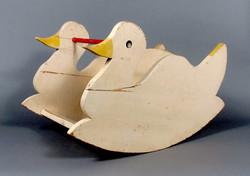 Canard bascule