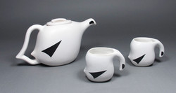 Tea set, Série Perdrix