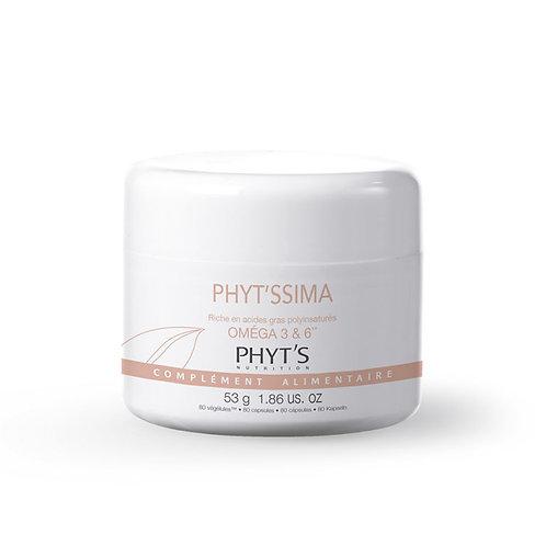Phyt'ssima - Complément alimentaire Oméga 3 & 6