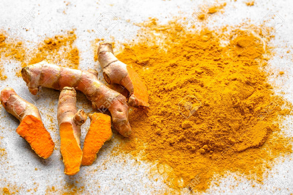 Turmeric aids in making our immunity stronger, the main life-saving ingredient in turmeric is about 3-5 % of Curcumin