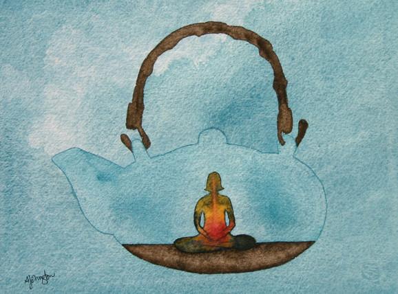 Teapot - Louise's Acceptance
