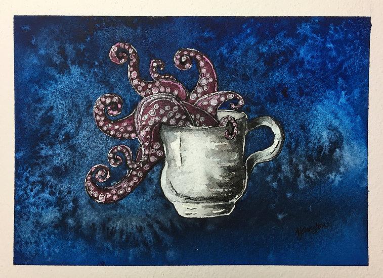 Octopus Friendship