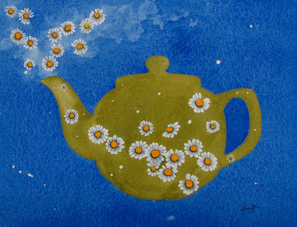 Teapot - Judith's Garden