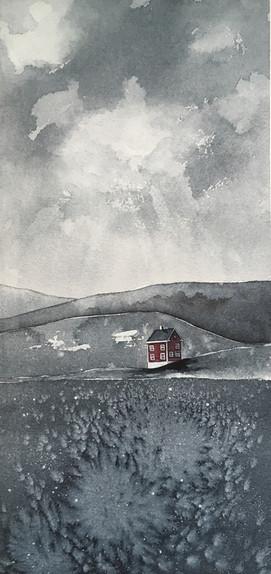 Mrs. Green's House in Grey (Exploits Island)