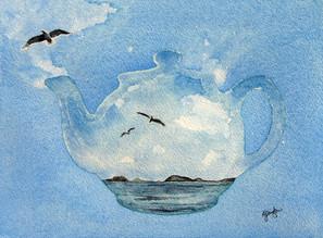 Teapot - Skye's Sky