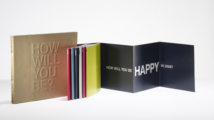 Ziba Design's Holiday Mailer