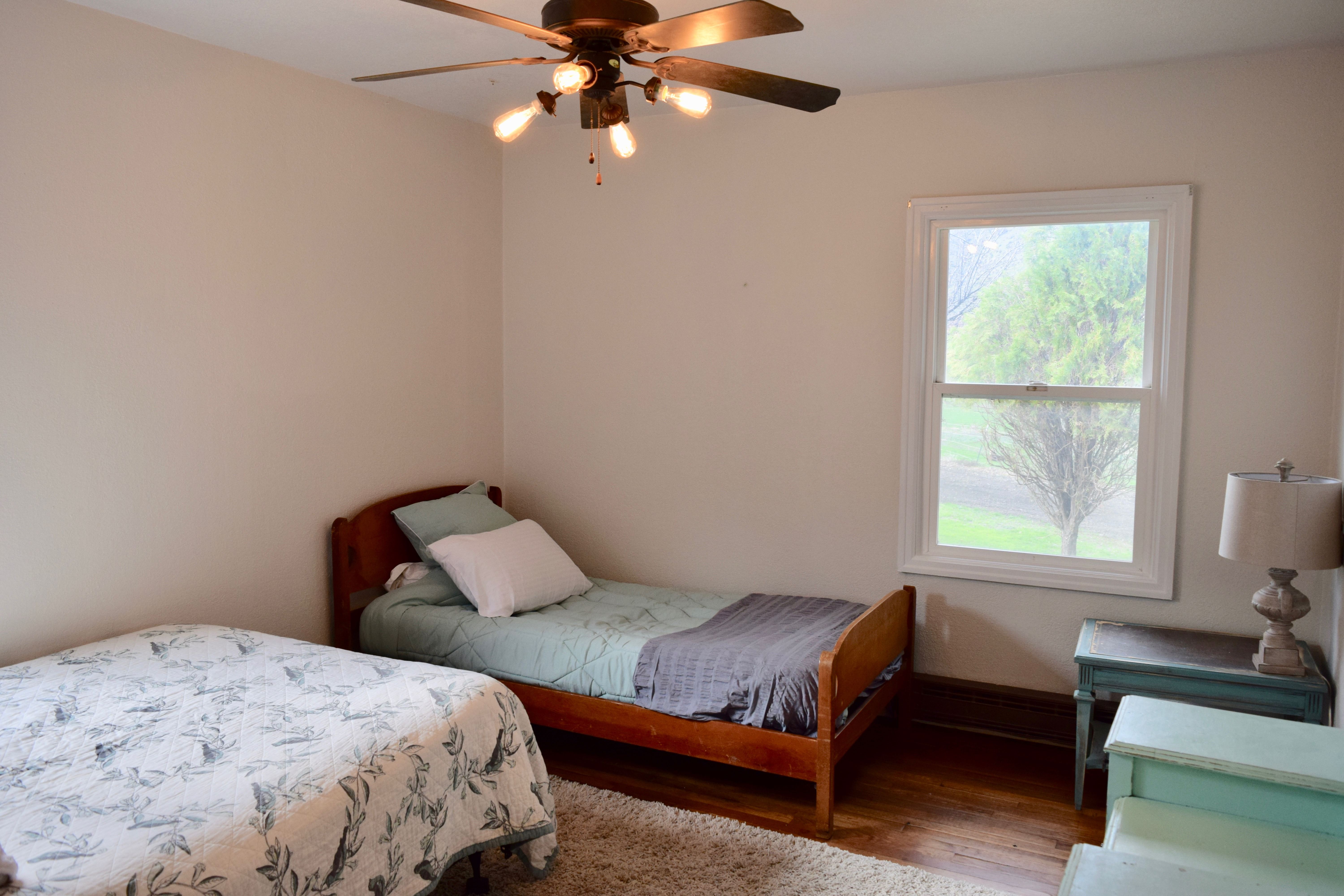 Cottage Room - Double & Twin Beds