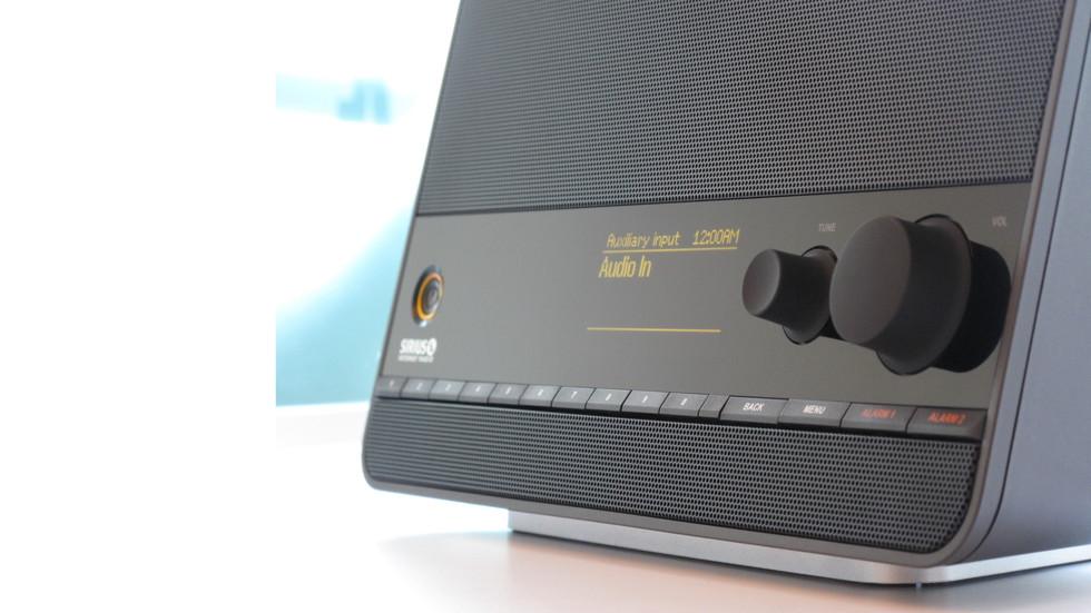 Sirius Tabletop Radio