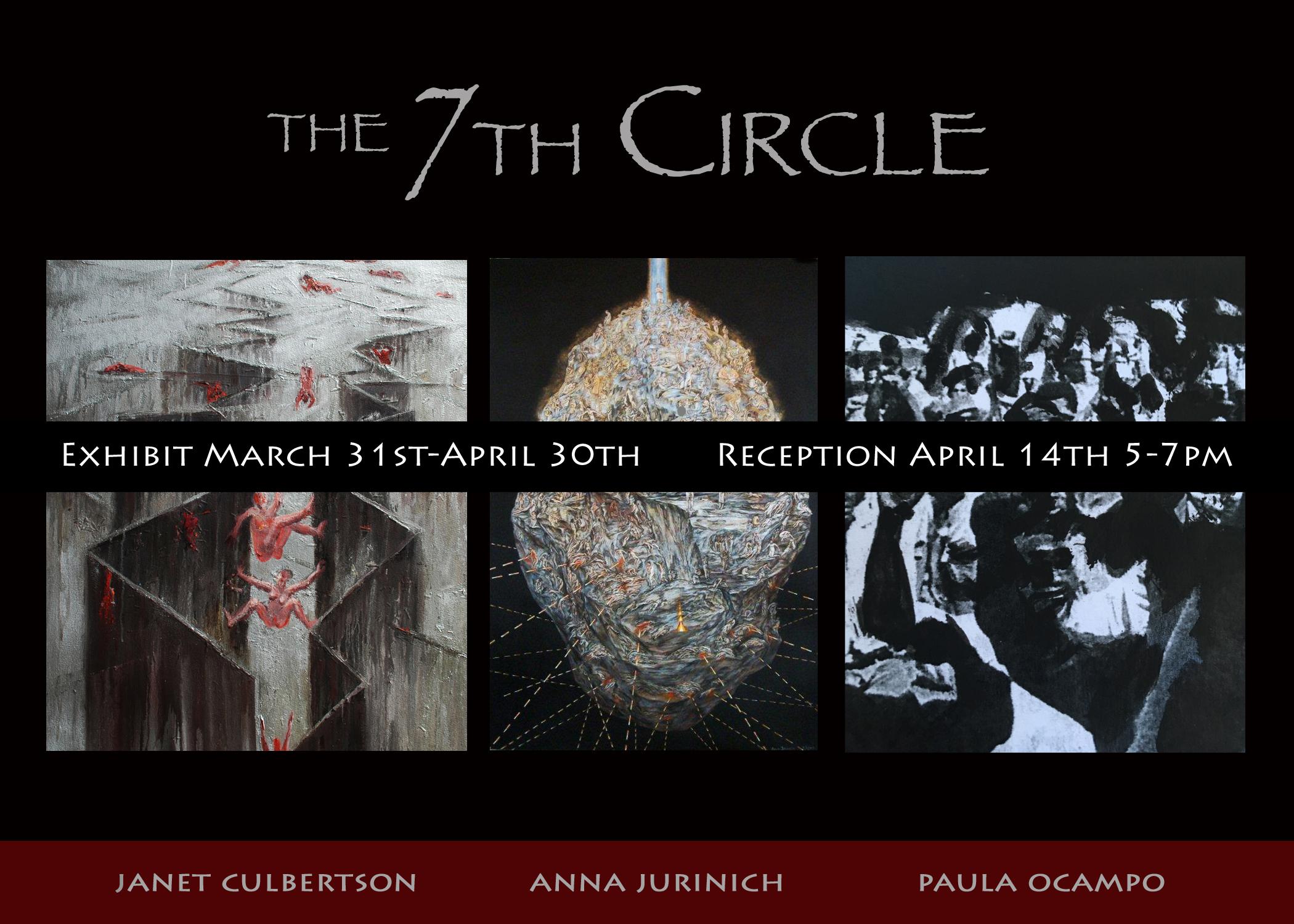 7th Circle Exhibit