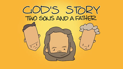 two sons father cartoon.jpg