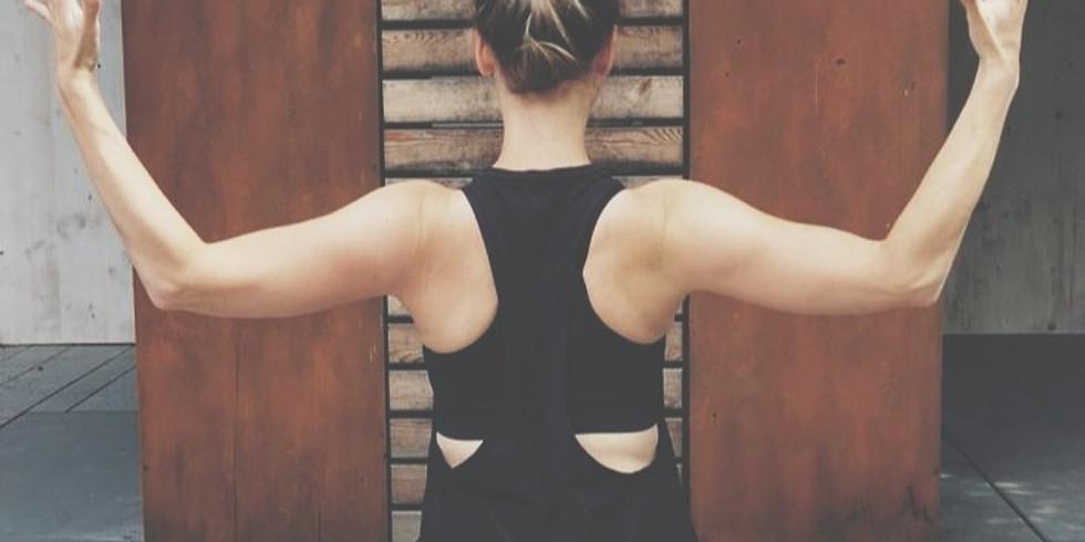 MINI WORKSHOP: Yoga meets Physio *Happy Back*