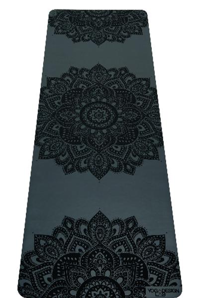 Infinity Mat 3mm Mandala Charcoil