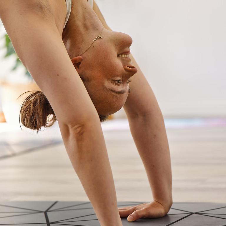 Quick Starter - Dein Yogakurs für (Wieder)-Einsteiger*innen ab Januar 2022
