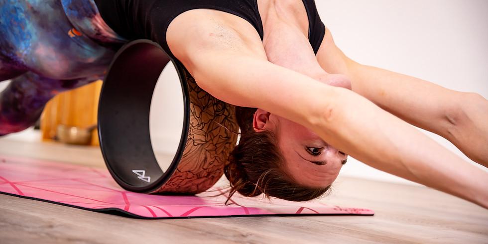Friday Special: Das Yoga Wheel für Einsteiger
