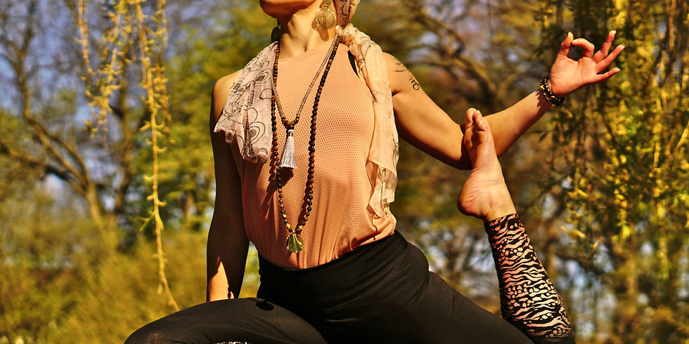 Yin meets Metta - Open your Heart