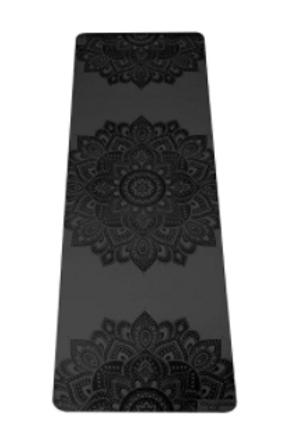Infinity Mat 5mm Mandala Charcoil