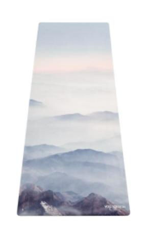 Yoga Design Lab Travel Mat Kaivalya 1mm