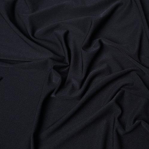 #KG1001 Navy Polyester lycra fabric