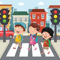 Educação infantil no trânsito