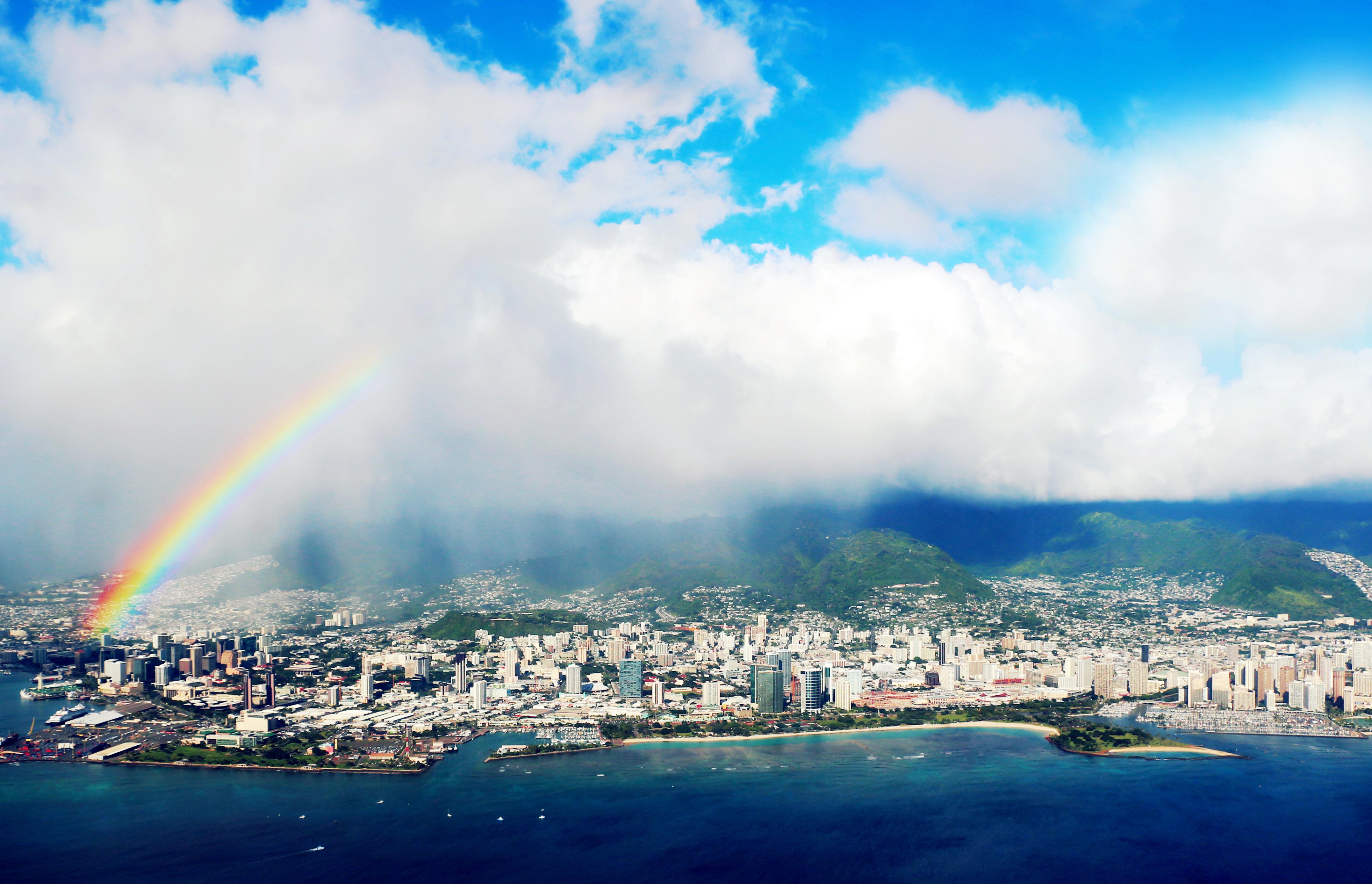Rainbow, Honululu