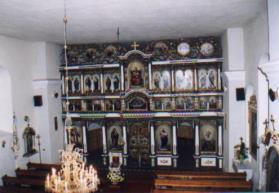 Lastovce - kostol