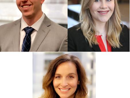• SBH Welcomes Kimberly Flanigan, Caroline Keig and Kevin Fleming