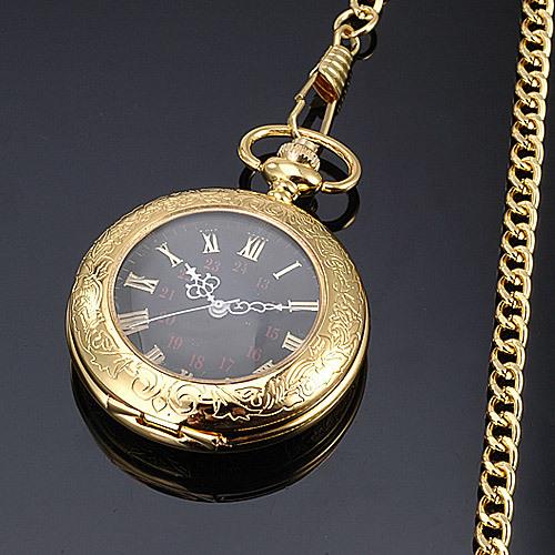 CuteMe-Gold-Pocket-Watch-Vintage-Pendant-Watch-Men-Necklace-Chain-Antique-Fob-Watches-Roman-Number-C