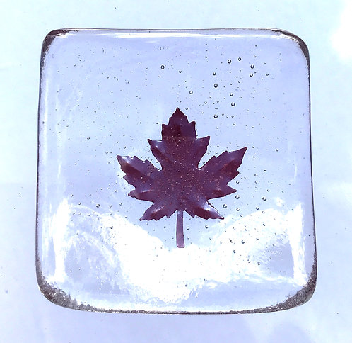 Trinket dish - Leaf variation