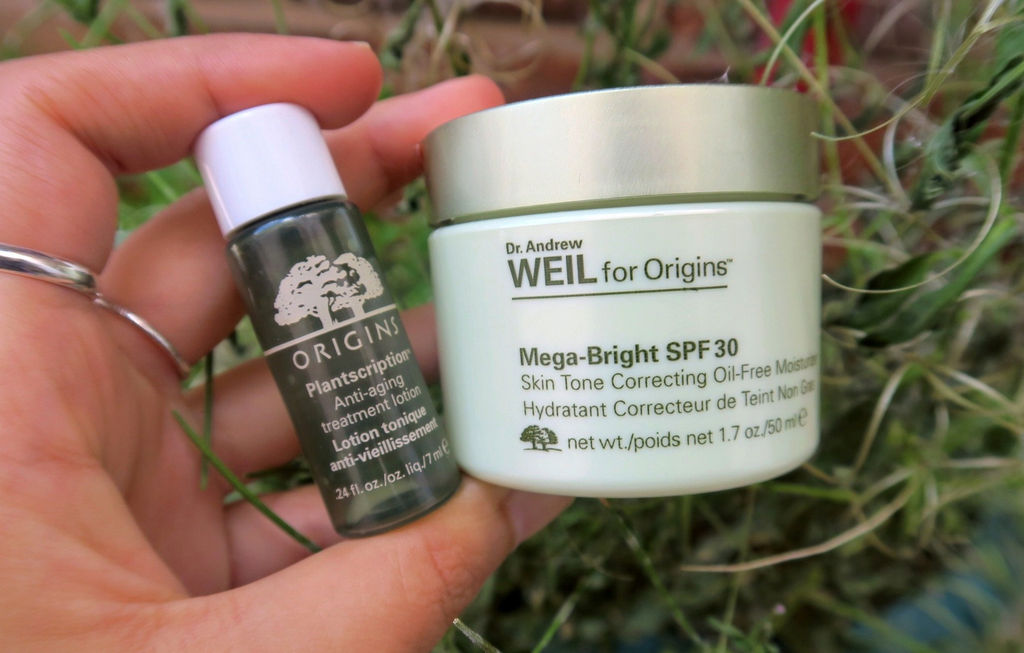 Dr Andrew Weil For Origins Mega Bright Spf 30 Oil Free