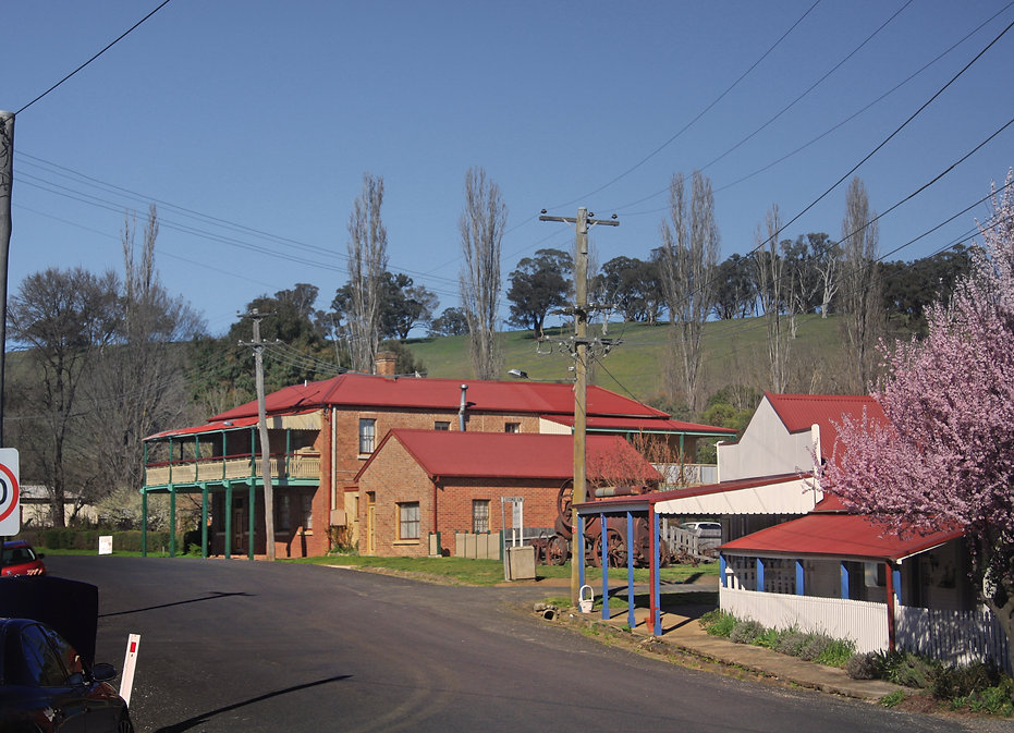 connect Carcoar