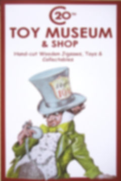 20th Century Toy Museum Carcoar
