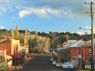 Carcoar Goes Prime Time
