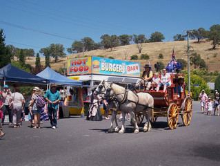 Momentum Builds For Carcoar Village Fair
