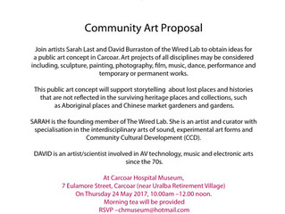Community Art Proposal