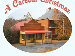 Christmas Greetings From Carcoar: The Town Time Forgot