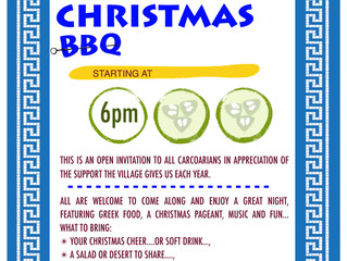 Shalom Big Fat Christmas BBQ