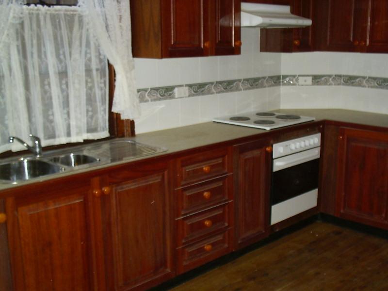 Kitchen Flat 1