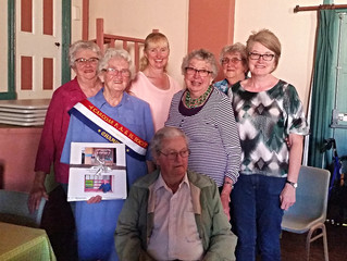 Carcoar Pays Tribute to Classy Colleen