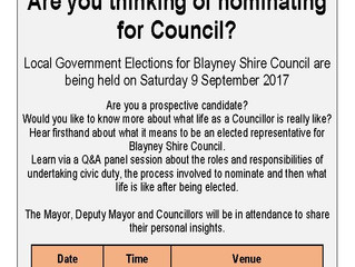 So You Want To Be a Councillor?