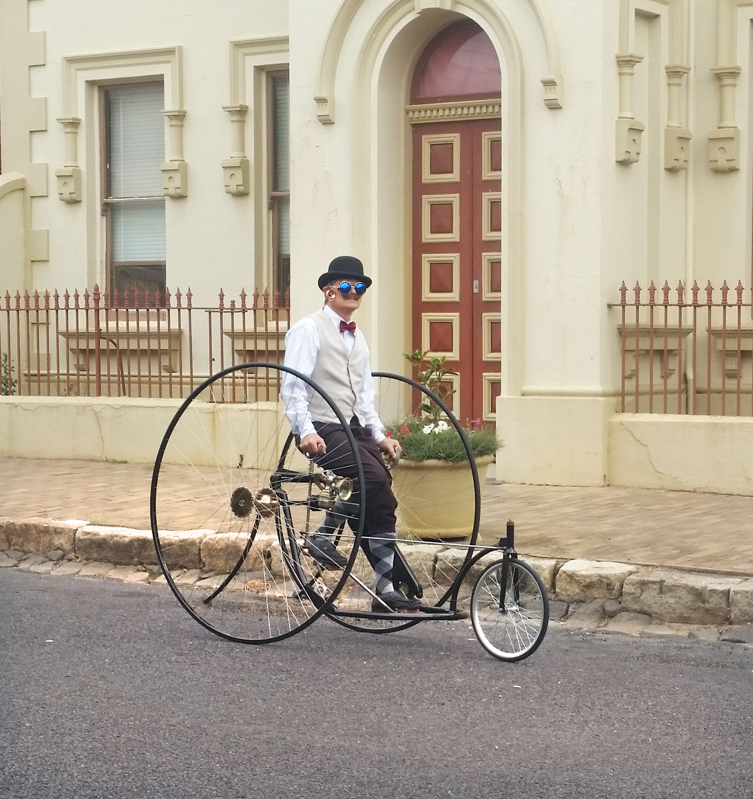 penny farthing 2017
