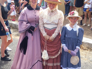 Record Breaking Turnout for Carcoar Village Fair