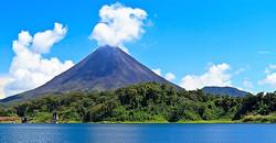 Volcano Belches