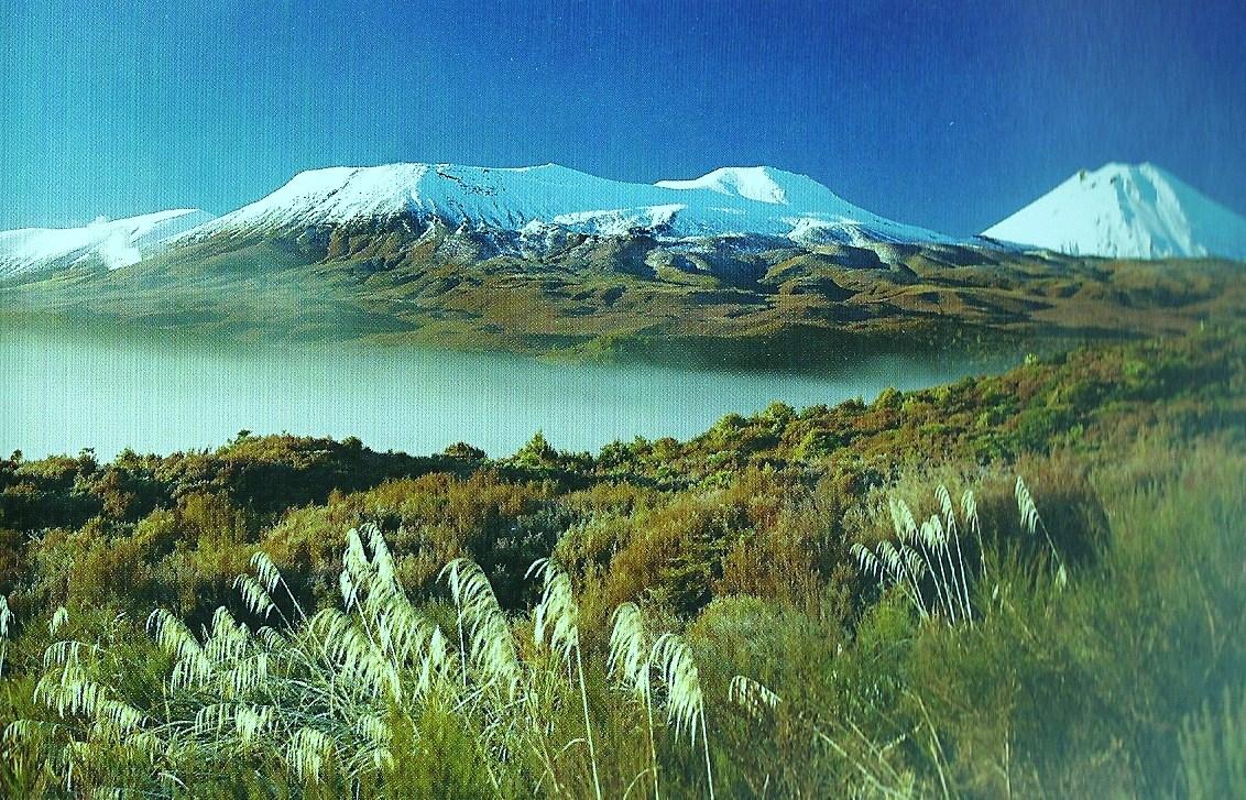 Mount Tongariro & Mount Ngaruahoe