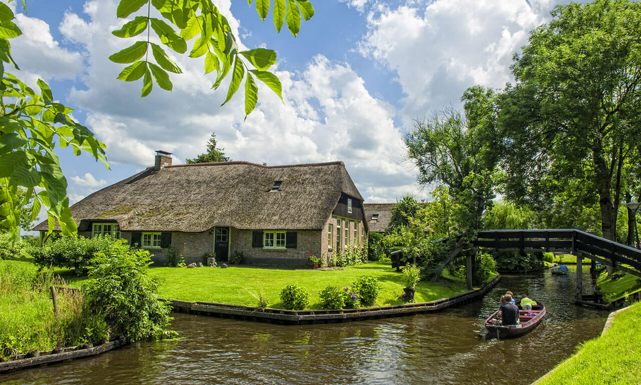 A really expensive Dutch home
