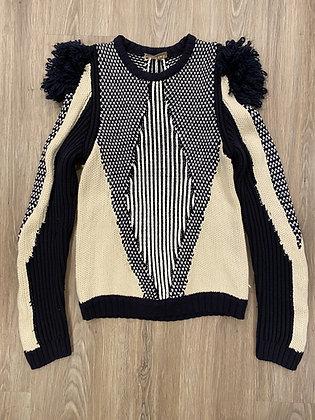 Écru Lab Sweater