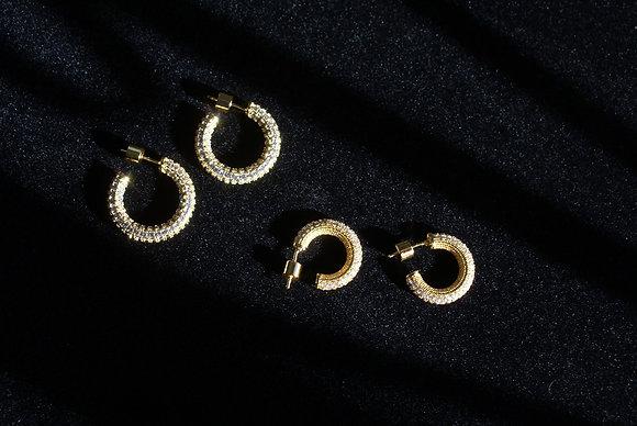Luxx Collection // Goddess Hoop