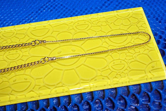 Truth Collection/ Gemini Necklace