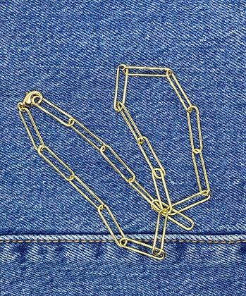 Clip Me Choker Chain