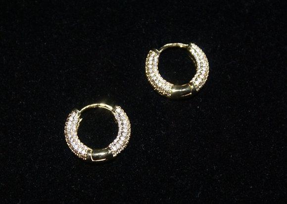 Luxx Collection // Victoria Mini Hoop