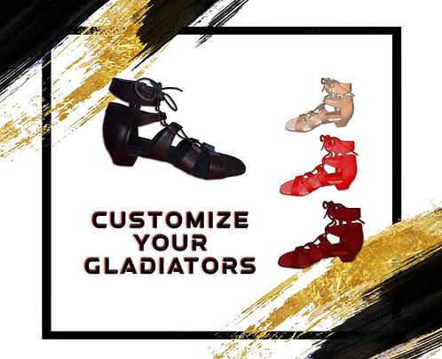 Customize Your Gladiators (NEW)
